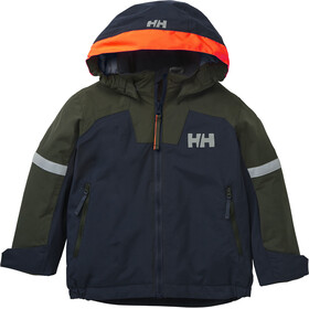 Helly Hansen Legend Insulated Jacket Kids, navy